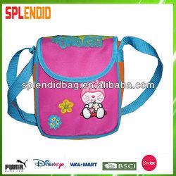 shoulder kid bag wih strap for children