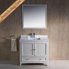 Modern bathroom vanity cabinet floor mount-mounted bathroom vanity base