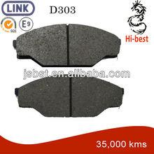 Brake Pad for FMSI:D136-7068/D136-7076