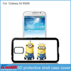 3D protective shell case cover for Samsung Galaxy S5 i9600, for Samsung Galaxy S5 i9600 3D protective back cover