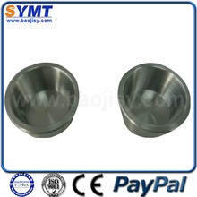 2014 hot sale Polished Tungsten Crucible Price Industrial