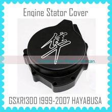For SUZUKI GSXR1300 hayabusa 99-07 1999-2009 Aluminum Engine Stator Cover