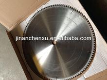 Ventana de aluminio perfiles de corte de sierra / de aluminio perfiles de cuchilla