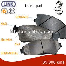 Brake Pad for FMSI:D245