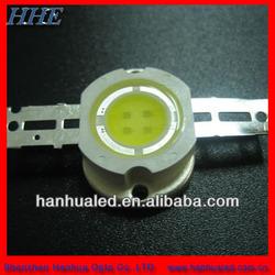 high brightness white 5w high power laser led