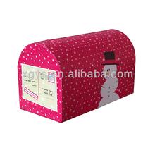 Creative Christmas Gift Box in Mailbox Shape