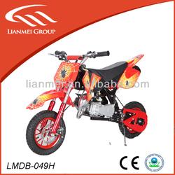 ktm 49 cc gasoline mini dirt bike with pull start for kids