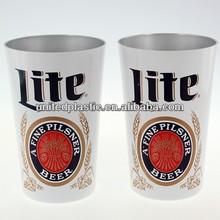 aluminum beer drinking cups