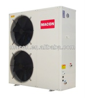 Macon air source 25 kw plastic heat pump