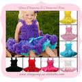 2014 melhor preço da pequena princesa vestido da menina
