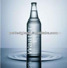 empty drink water bottle/glass water bottle/sports water bottle