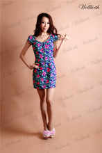 WB1136-K12 The Contract Lover Embellished Dress