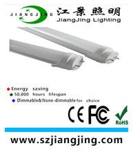 home/office suspended t8 led fluorescent tube lighting