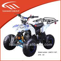 110cc four stroke polaris atv /atv loncin 110cc engine with CE/EPA LMATV-110P