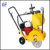 5.5hp concrete/asphalt cutter saw machine GQR300 for cutting road