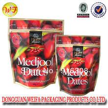 2014 new packing food grade aluminum bag for dog food