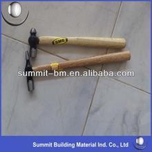 American Type Ball Peen Hammer Wood Handle
