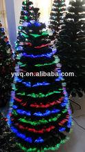 ali express Led craft christmas tree fiber optic christmas tree