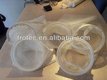long term professional 100 micron polyester liquid filter bag
