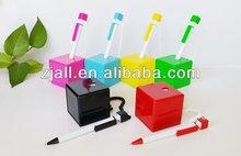 cheap promotional plastic desk ball pens