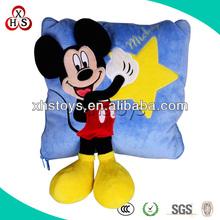 Custom Designer Decorative Throw Pillows,Soft Animal Cushion