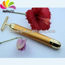 anti aging skin care products 24k gold face vibration beauty bar