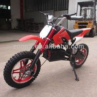 500W 24v electric dirt bike disc brake