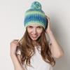 winter fashion knitted ladies alpaca hat