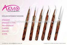 Latest Variety of Professional Eyelash Extension Tweezers/ Tweezers for Lash Extension