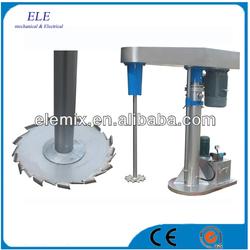 vacuum dispersion machine for paint/adhesive/rubber/cosmetics