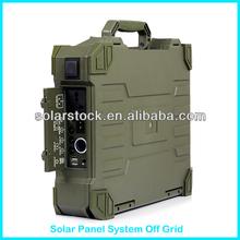 solar power generators for industrial use