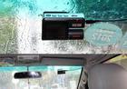 Dual Lens Camcorder i1000 Car DVR dual camera HD 720P dash cam black box with rear cam vehicle view dashboard cameras