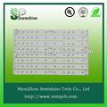 Led de aluminio pcb fabricación de tableros de circuito para luz de emergencia placa de circuito