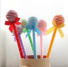 Cute Kawaii Korea Novelty lollipops ball pen