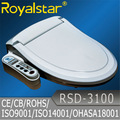 Royalstar eletric bidets toilettensitz ul-zertifikat, toilettensitz smart, wc bidet, After reinigung