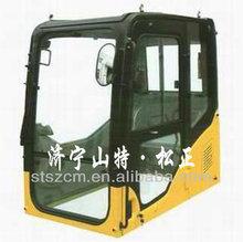 PC200-7 cab ass'y, excavator cab,20Y-54-01141,excavator spare parts
