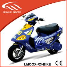 hot selling 49cc super pocket bikes for sale two stroke pull starter mini cross bike LMOOX-R3-BIKE