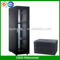 Exquisite network sever enclosure/floor standing rack/network cabinet rack