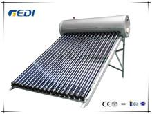 Popular Design Non Pressurized Solar Water Heater for Mexico