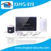 Send free sms mobile phone, personal home burglar wireless gsm alarm system sim card