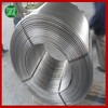 Supply High Purity Ferro Titanium Cored Wire Injection Rod