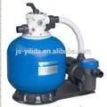 Tratamento de água filtro de areia piscina equipamentos de filtração
