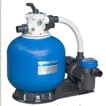 water treatment sand filter swimming pool filtration equipment