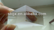 Good quality of optical right angled prism