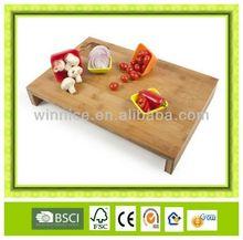 cheap square bamboo cutting board