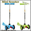 Favorites Compare 2013 hot sell kids mini scooter with 3 wheel/aloy scooter