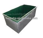 China Fiberglass aquaculture low price fish tanks factory