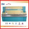 INT'L Brand-SLMT Anhui WC67K cnc hydraulic press machine , manual sheet bending press brake machine