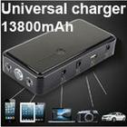 2013 newest model Mobilephone,tablet PC,Camera,car jump starter power bank backup factory