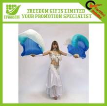 Ventilador de seda chino de Fans de la danza traje de la danza